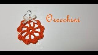 Tutorial Orecchini Alluncinetto ฟรวดโอออนไลน ดทวออนไลน