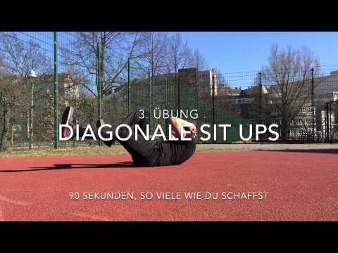 Dschillian majkls Video, wie für 30 Tage der 1 Stand abzumagern