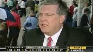 TVG interviews Keeneland President and CEO Nick Nicholson
