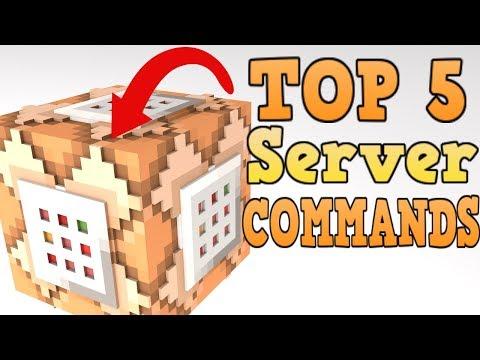 Protect Your Realms Server With Command Blocks - смотреть онлайн на