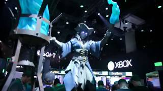 Sea of Thieves 2017 Belle Character at E3 Games Expo