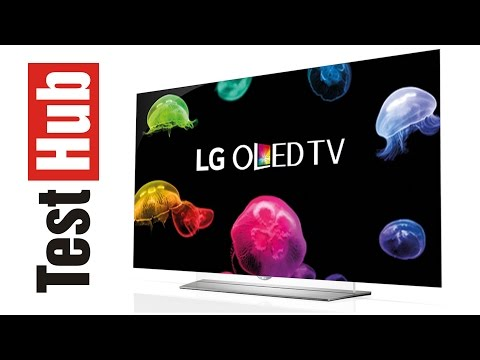 LG OLED TV 4K UHD - potęga obrazu - czerni i kontrastu - test / prezentacja