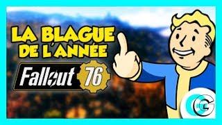 Fallout 76 : La blague de l'année | Le Show de JB #2 l GG