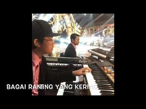 Bagai Ranting Kering, DA Asia 4. Cover By D'Band