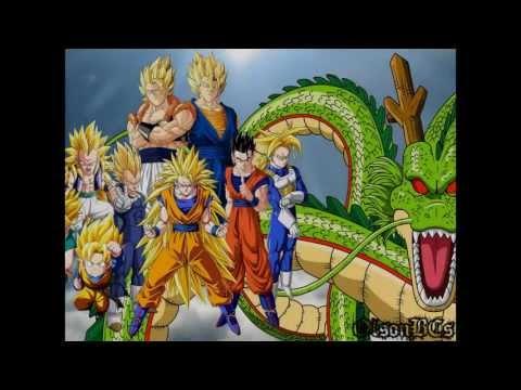 Dragon Ball Z English Movie Ending Theme [Extended]