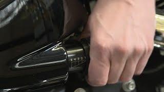 Adjusting The Rear Suspension on Harley Davidson Softail