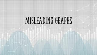 Misleading Graphs Real Life Examples