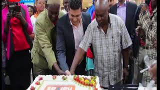 Naivas Supermarket opens the latest branch at Capital Centre along Mombasa Road