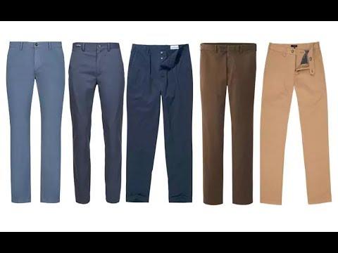 Guida ai Pantaloni da uomo