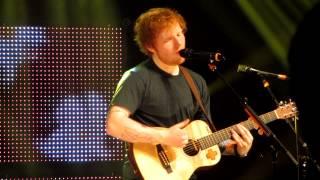 "Ed Sheeran ""Gold Rush"" Live in San Francisco"