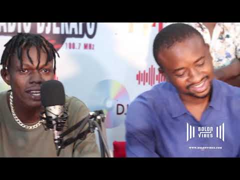 Mali Rap Freestyle Party avec Lil Zed, Dig Dio et The Man #Radio Djekafo