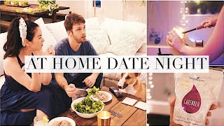 Stay At Home Date Night!