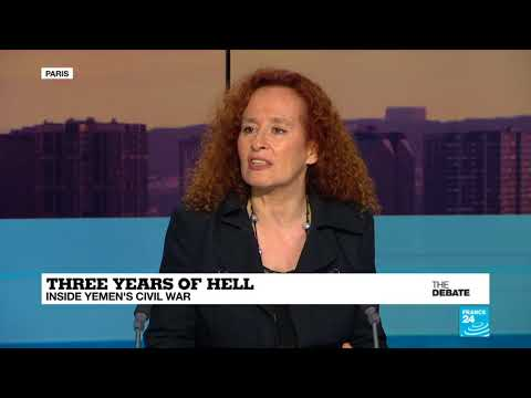 'The blockade causes unnecessary deaths' - Donatella Rovera on Yemen civil war