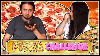 PIZZA CHALLENGE! | Miszczelendż #14 /w Asia #KAROLŻYG