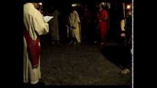 preview picture of video 'Via Crucis Ascoli Satriano 2006'