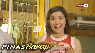 Pinas Sarap: Kalderetang itik at adobong itik sa gata, specialties ng Marlon