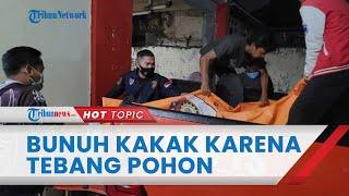 Kesal Gara-gara Pohon Kelapa Ditebang, Pria di Palembang Nekat Aniaya Kakak Kandung hingga Tewas