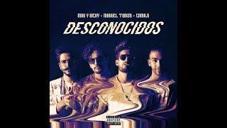Desconocidos - Mau y Ricky, Manuel Turizo, Camilo (Audio Official)