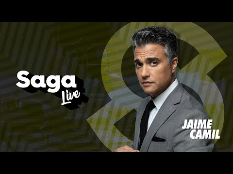 Jaime Camil con Adela Micha