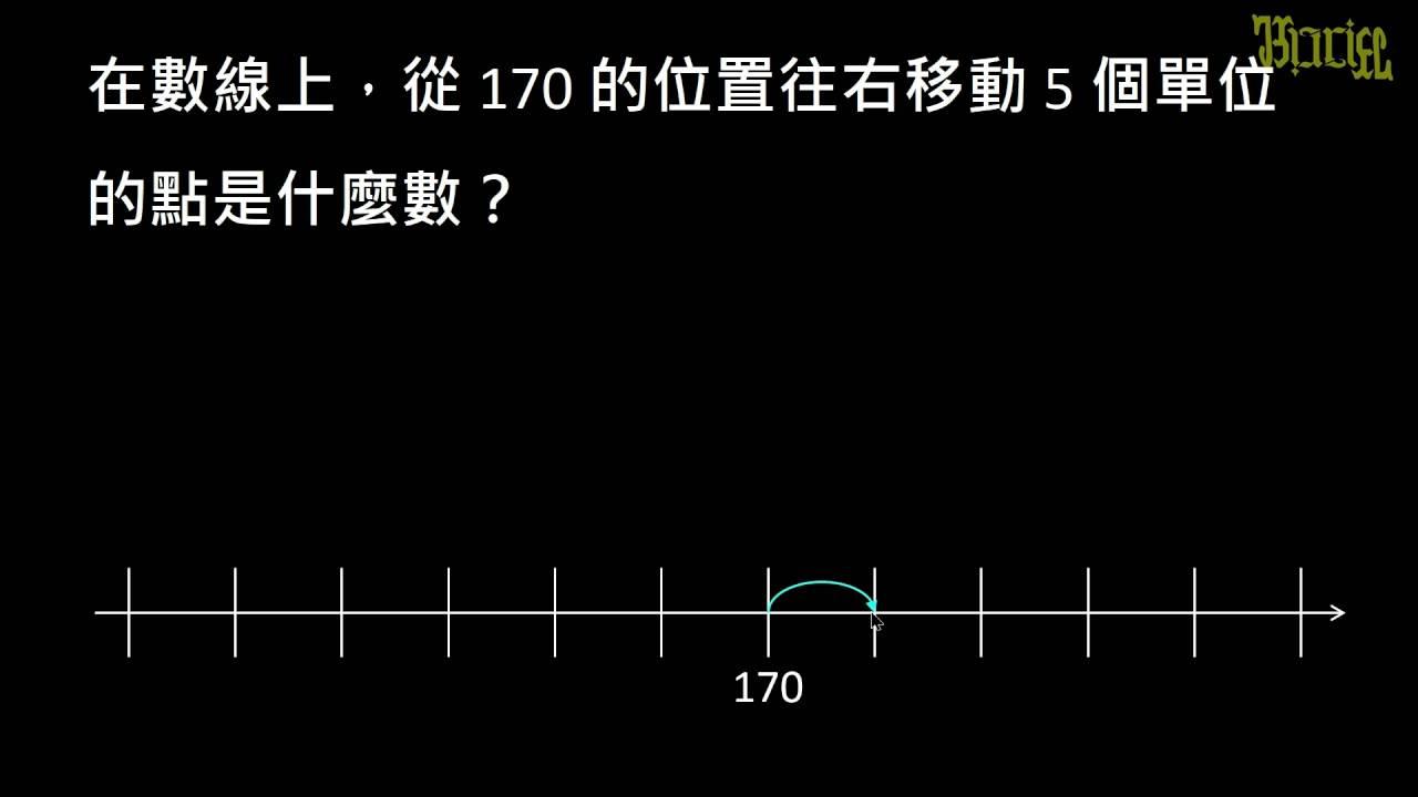 【例題】數線位置的基本計算:往右移動   【五年級】多位小數的加減   均一教育平臺