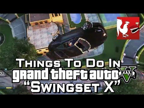 How To Replicate That Sweet GTA IV Swing Set Glitch In GTA V