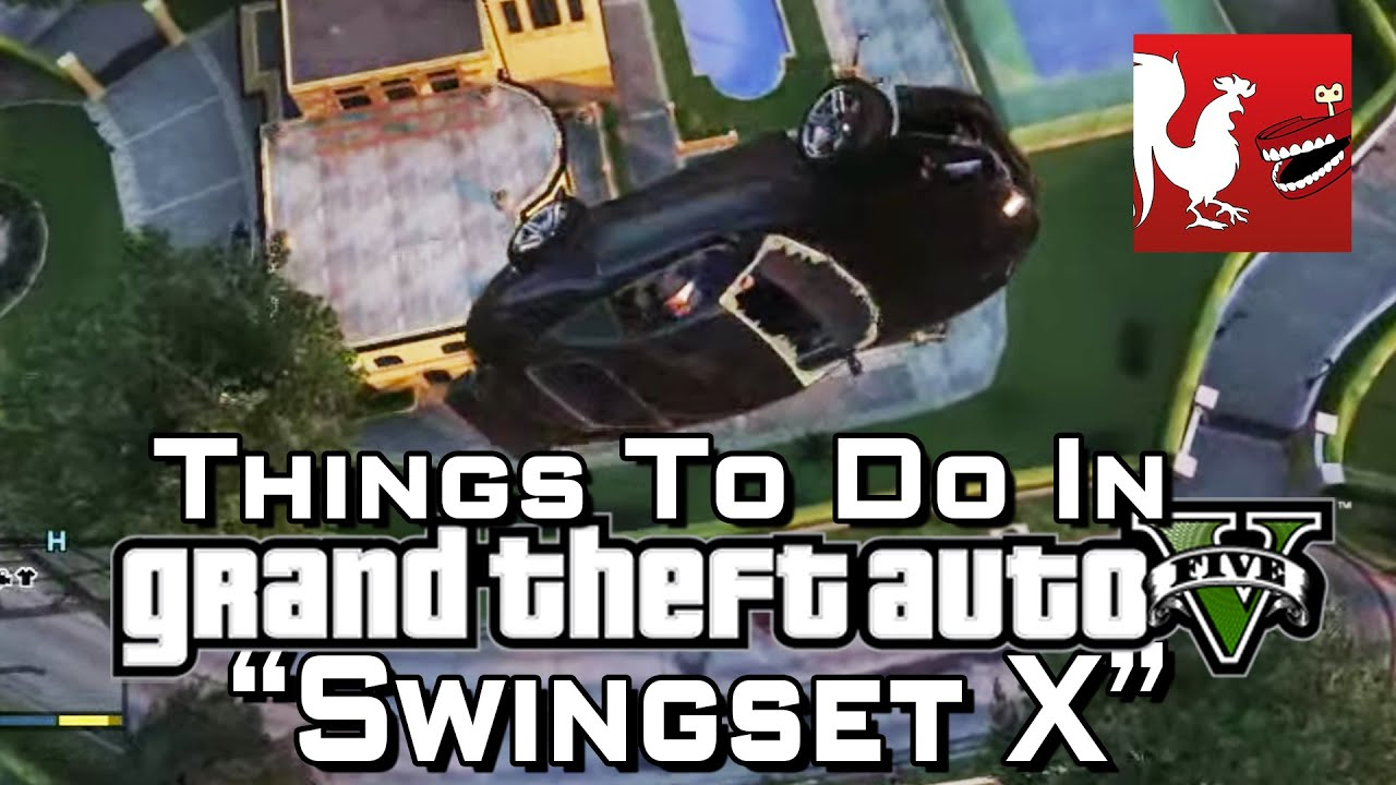 How To Replicate That Sweet GTA IV Swing Set Glitch In GTA V