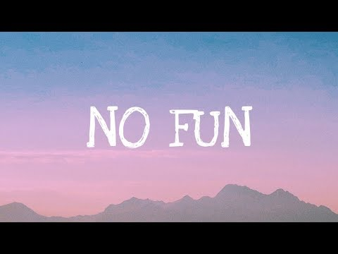 Joji - NO FUN (Lyrics) - Chill Zone