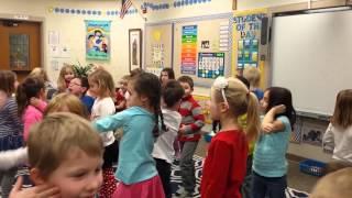 Kindergarten Friday Happy Dance