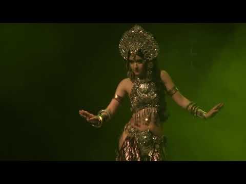 Лучший Восточный ТАНЕЦ ЖИВОТА Habibi Lal @ TRIBAL BEAT FEST Трайбл фьюжн belly dance