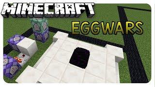 Hoe maak je EGGWARS NA? - Het EI-RESPAWN principe -  minecraft command block tutorial