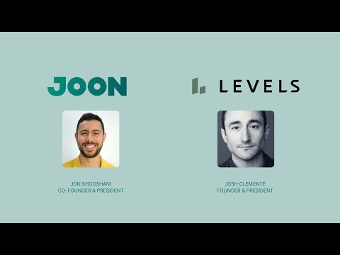 Founder Series // Josh Clemente, Founder & President of Levels