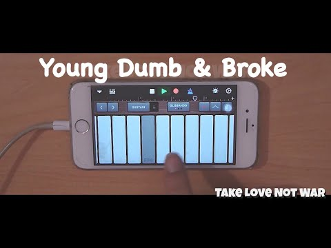 young dumb and broke mp3 download
