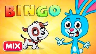 Piosenka Dla Dzieci O Psie Bingo Zając Filip Bajlandiatv