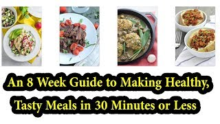 How To Meal Prep in 30 Minute | Beginners Guide To Meal Prep | Step By Step Guide