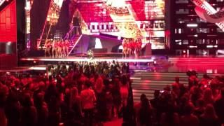 Nicky Jam - Vin Diesel - Premios Billboard Latin Music Awards 2017