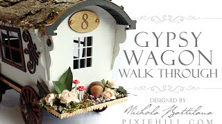 Gypsy Wagon Walk Through