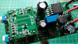 Microwave Radar Module from ICStation.com
