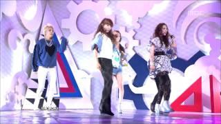 F(X) - Danger, 에프엑스 - 피노키오, Music Core 20110423