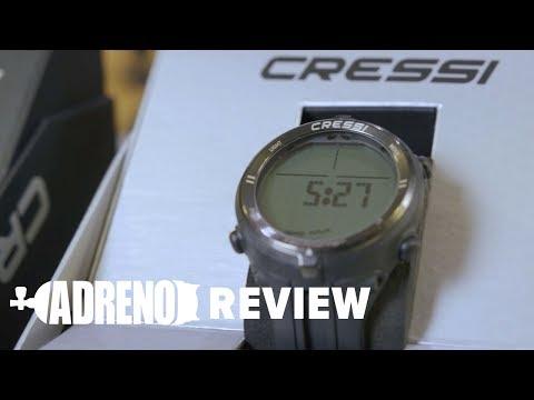 Cressi Dive Computer Range Review | ADRENO