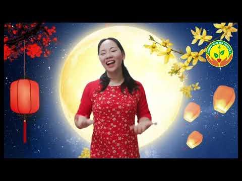 """Trường MN Thịnh Liệt- Lĩnh vực PTNN Thơ """" Trăng sáng"""" 4-5 tuổi"""