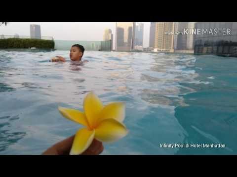 Infinity Pool Hotel Manhattan