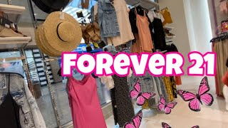 Forever 21 Shopping 2020 New Summer Finds
