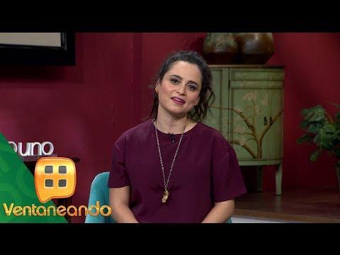 Damayanti Quintanar nos habla de su personaje en 'El César' | Ventaneando