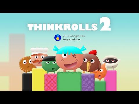Vídeo do Thinkrolls 2