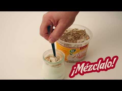 Desayuno de Avena con Plátano Porridge Biográ 220 g