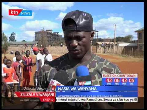 Victor Wanyama aomba wadau kutilia maanani talanta