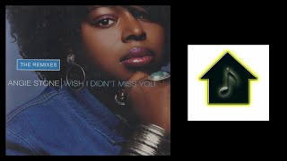 Angie Stone - Wish I Didn't Miss You (Hex Hector & Mac Quayle Club Mix)