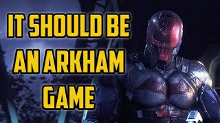 Batman Gotham Knights (Arkham Legacy) Should Be An Arkham Game