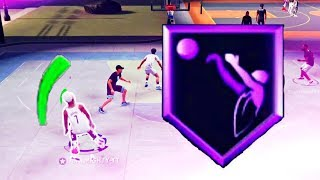 STEADY SHOOTER IN NBA 2K20 IS CHEATING - OVERPOWERED SHOOTING BADGE NBA2K20