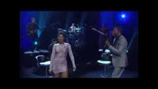 Toni Braxton & Babyface Perform 'Hurt You'